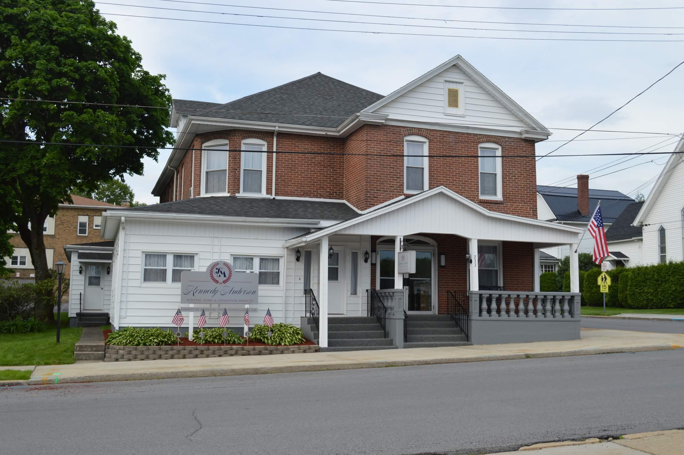 Kennedy Anderson Funeral Home Cremation Services Cresson Pa
