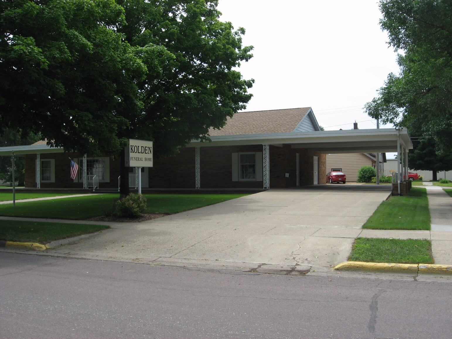 Kolden Funeral Services Arlington Mn Funeral Home And Cremation