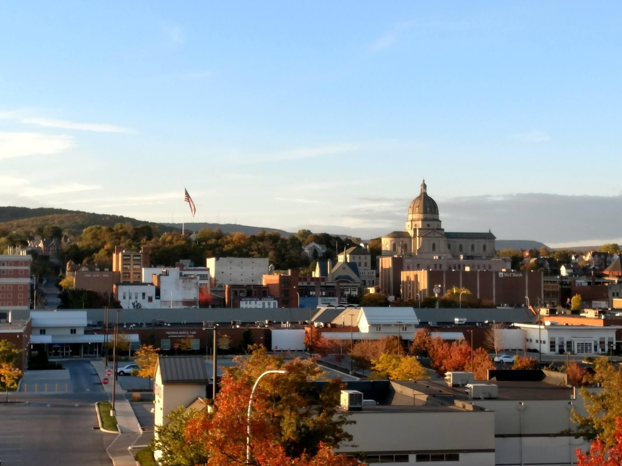 Altoona Pennsylvania