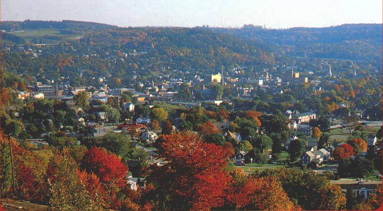 Clearfield Pennsylvania