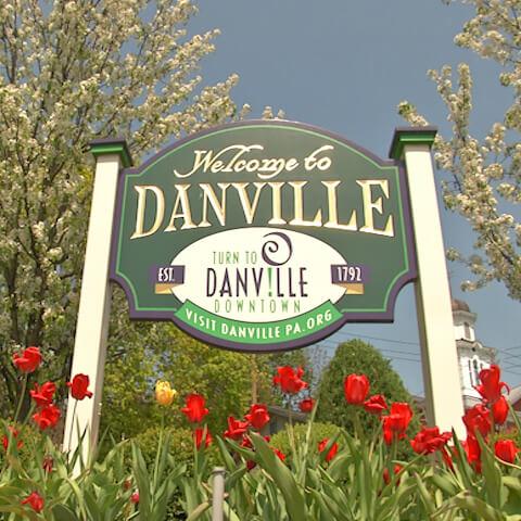 Danville Pennsylvania