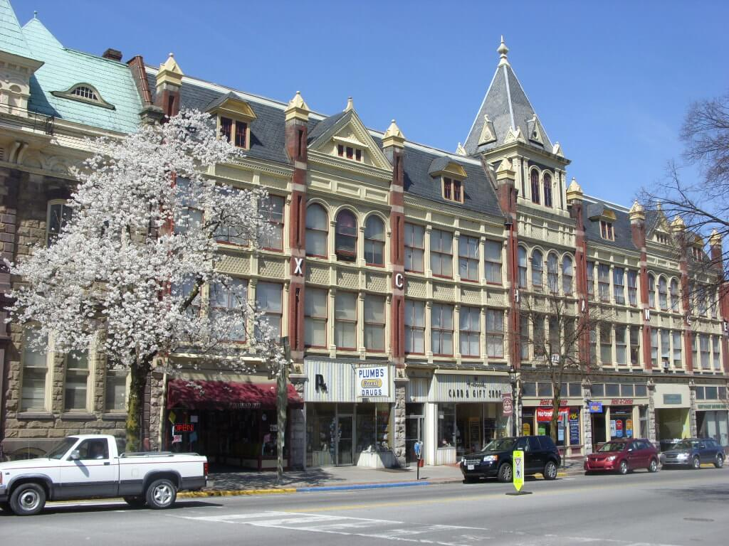 Bellefonte Pennsylvania