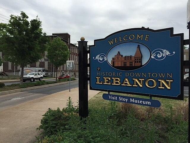 Lebanon Pennsylvania