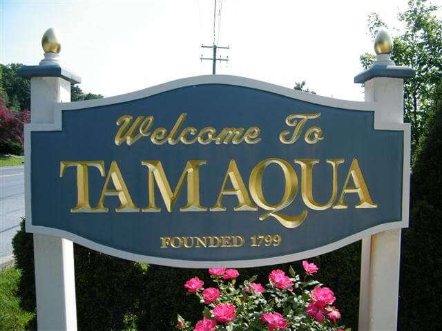 Tamaqua Pennsylvania