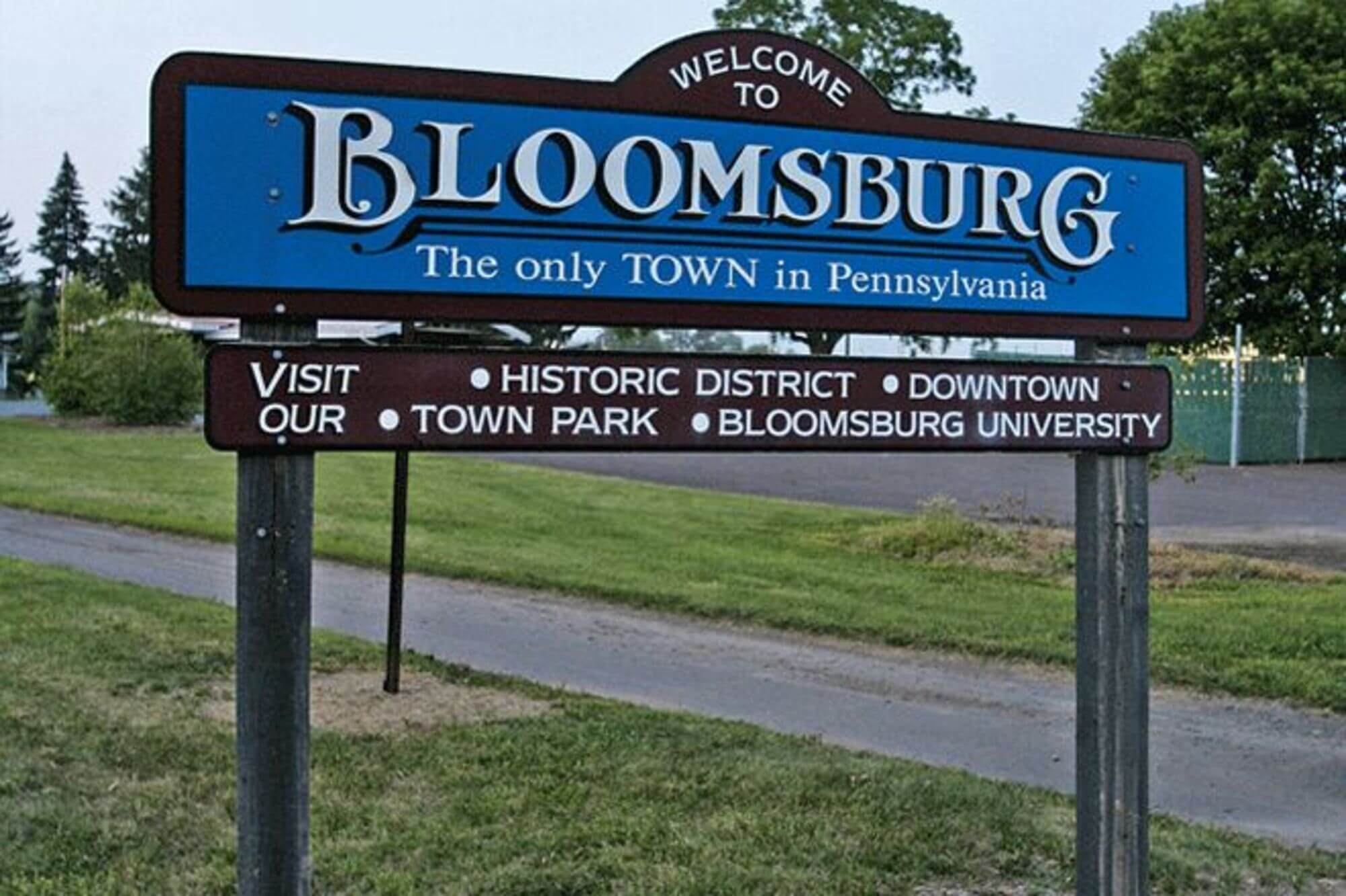 Bloomsburg Pennsylvania