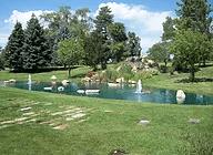 Cemetery, Mausoleum, Cremation Garden In Odgen