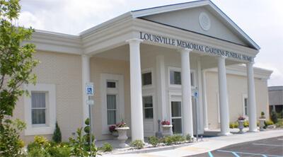 front facing Image of Louisville Memorial Gardens West