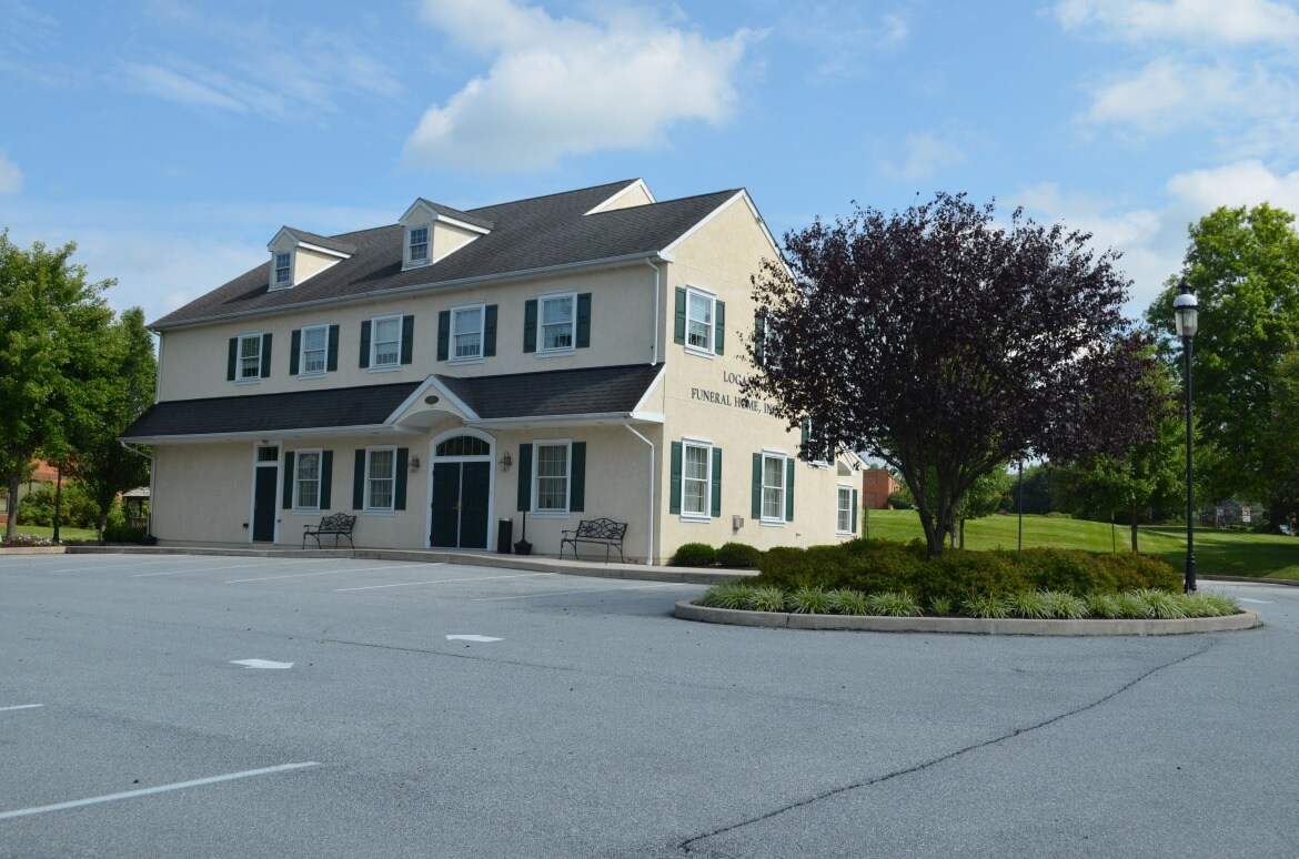 Logan Funeral Home-Exton Location