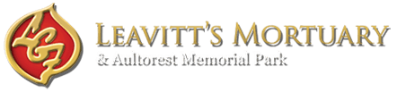 Leavitt's Mortuary & Aultorest Memorial Park Logo