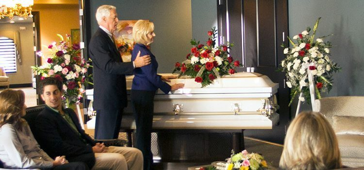 options for funeral services