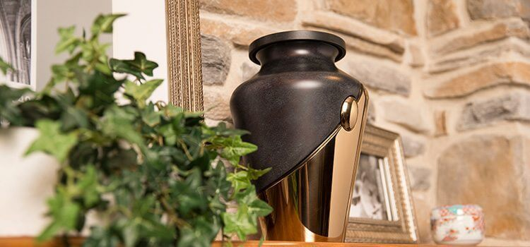 Urn for Ashes After Cremation at Leavitt's Mortuary & Aultorest Memorial Park