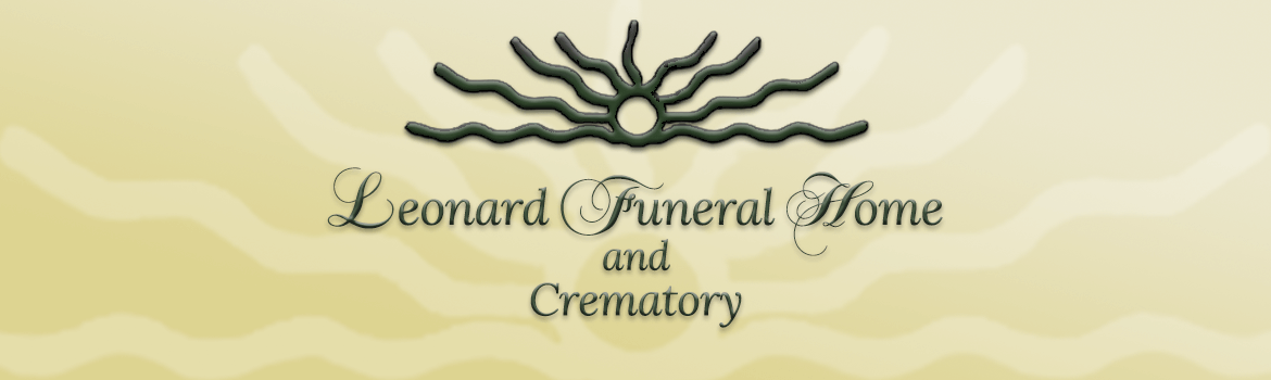 All Obituaries | Leonard Funeral Home & Crematory | Dubuque