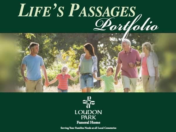 Life's Passages Portfolio