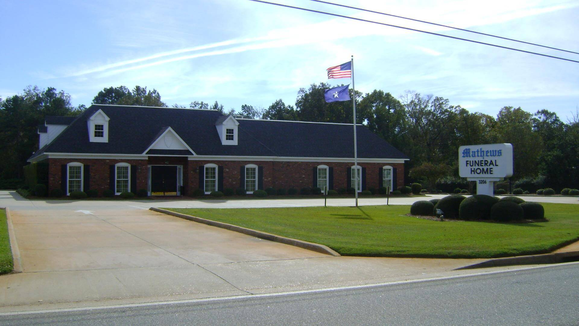 Mathews Funeral Home