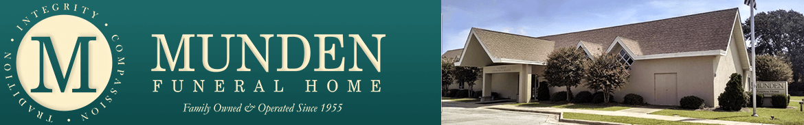 All Obituaries | Munden Funeral Home & Crematory, Inc