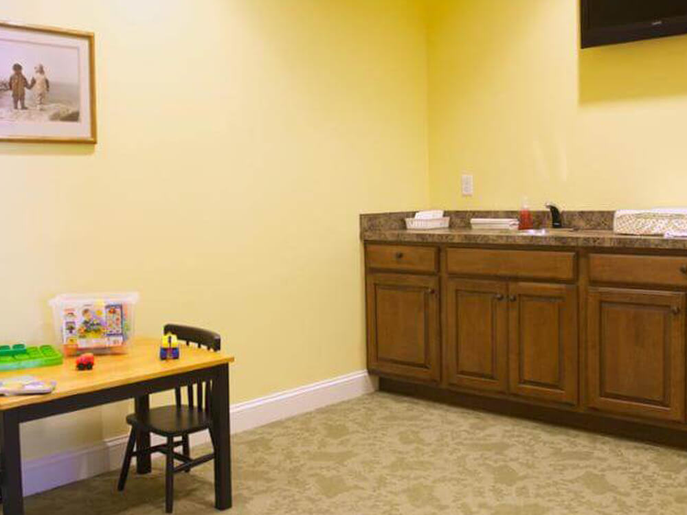 Childrens Room Naugle Funeral & Cremation Service
