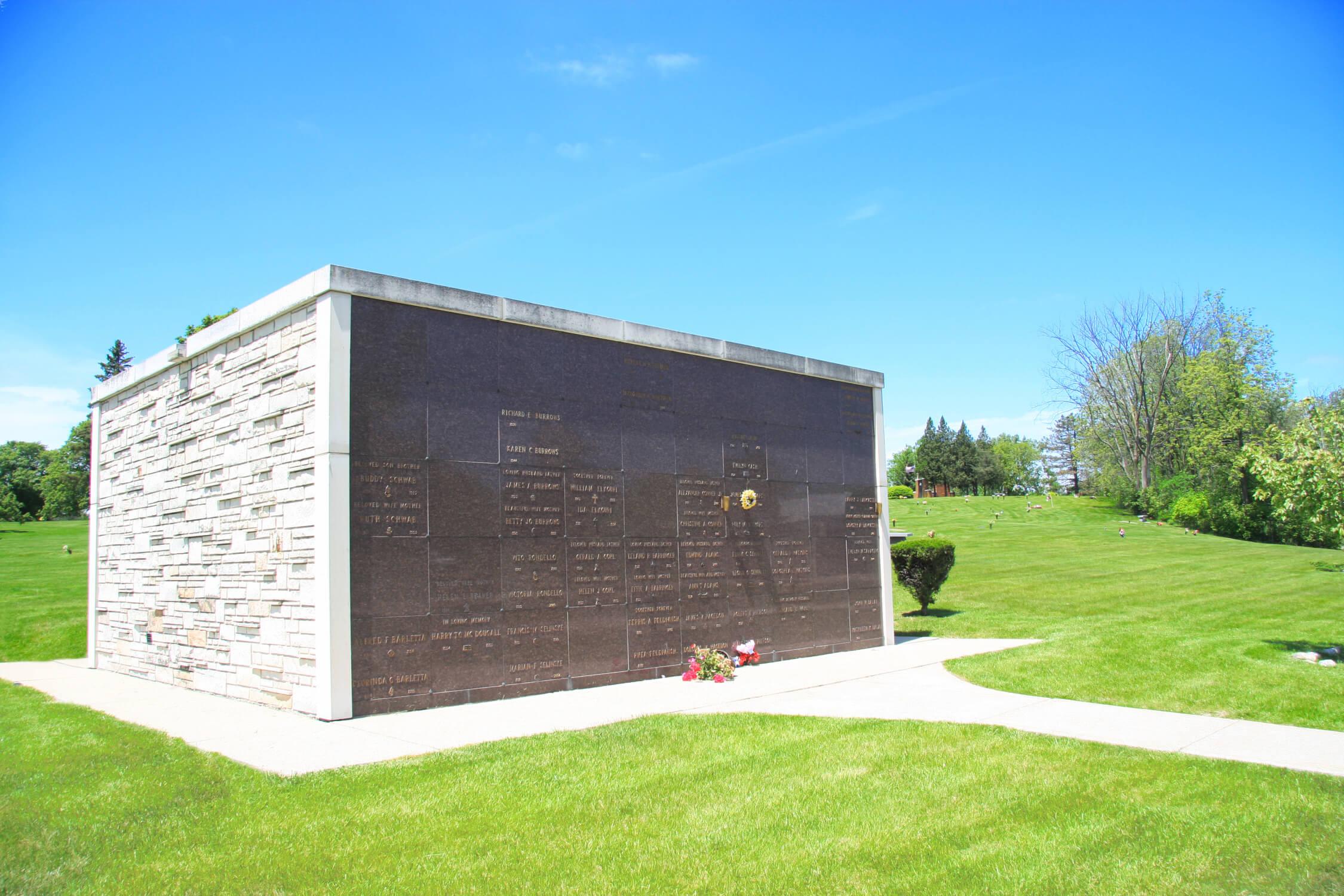 Mausoleum | Oakland Hills Memorial Gardens | Novi MI funeral home