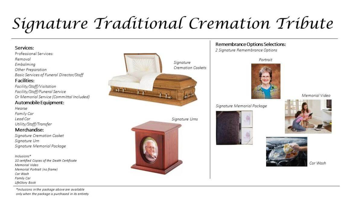 Traditional Cremation | Paul Henney Cremation and Funeral