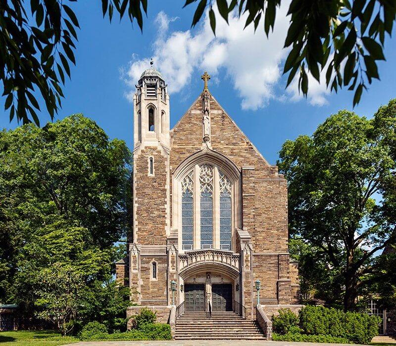Princeton Abbey & Cemetery