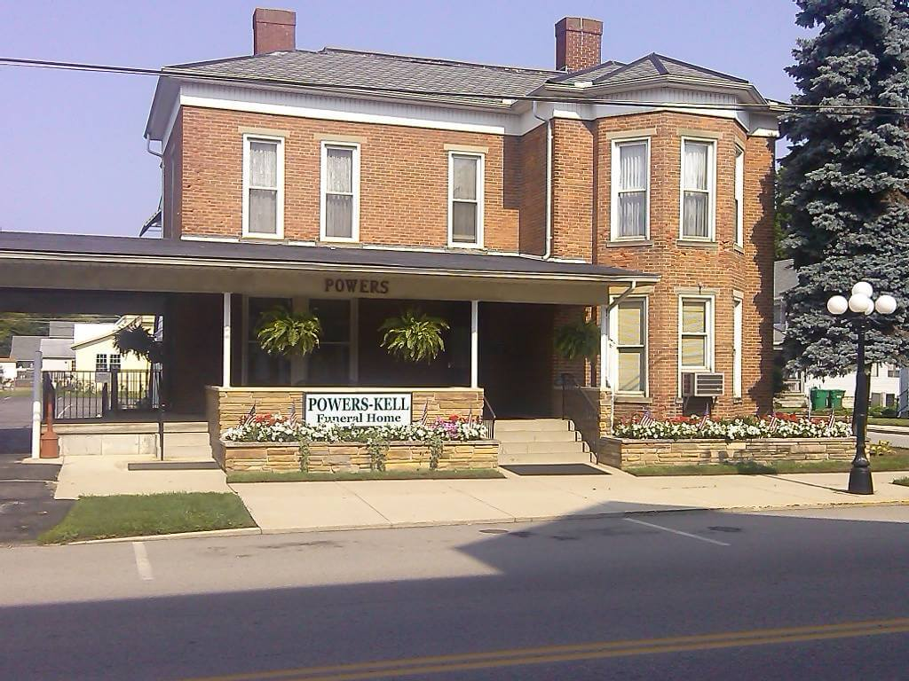 Powers Funeral Home | Jamestown OH funeral home and cremation