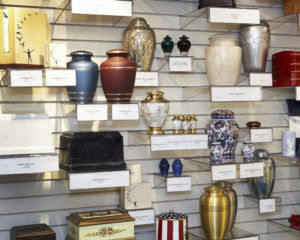 Photo of Urn Selection