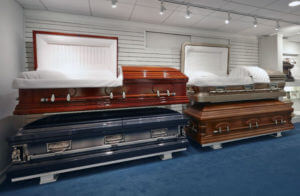 Photo of Caskets