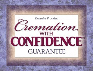 Cremation with Confidence Certificate