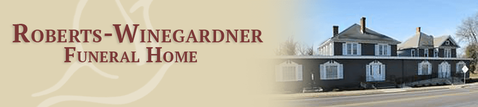 Roberts Winegardner Funeral Home New Lexington Oh Funeral Home And