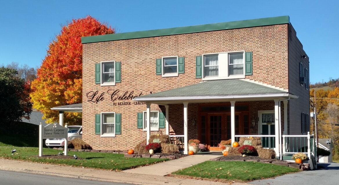 Rearick - Carpenter Funeral Home