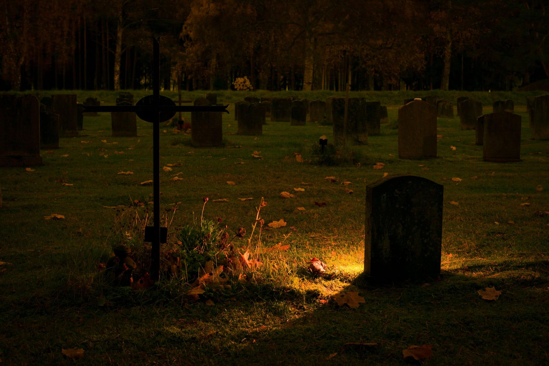 Funeral At Night