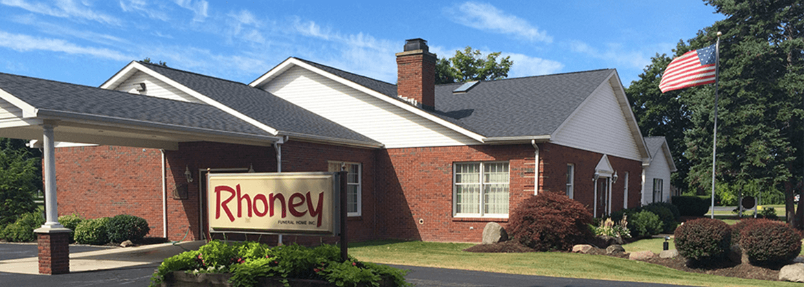 Rhoney Funeral Home Sanborn Ny