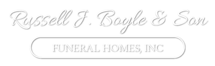 All Obituaries | Russell J Boyle & Son Funeral Homes, Inc