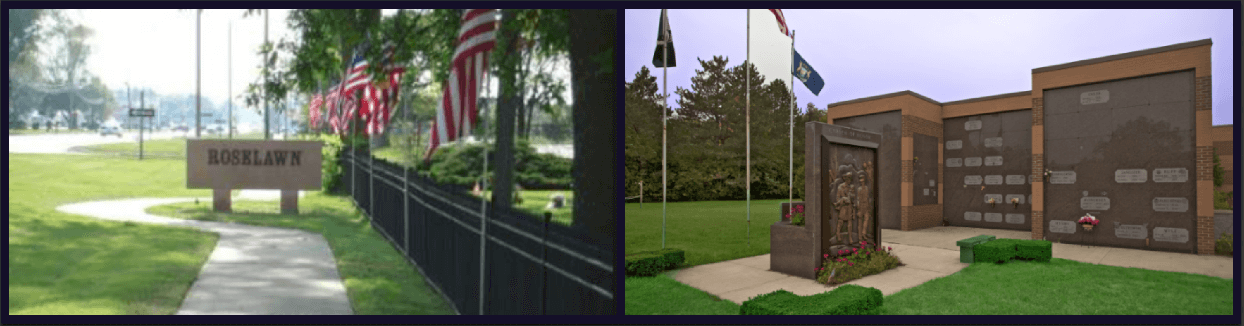 Roselawn Memorial Gardens | Saginaw MI funeral home and cremation