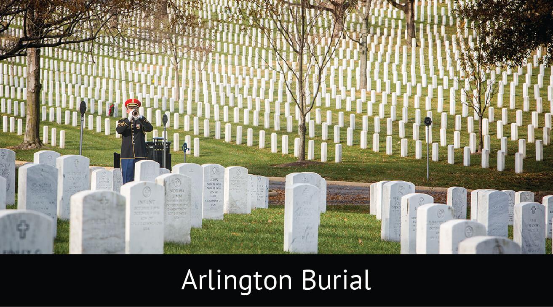 Arlington Burial