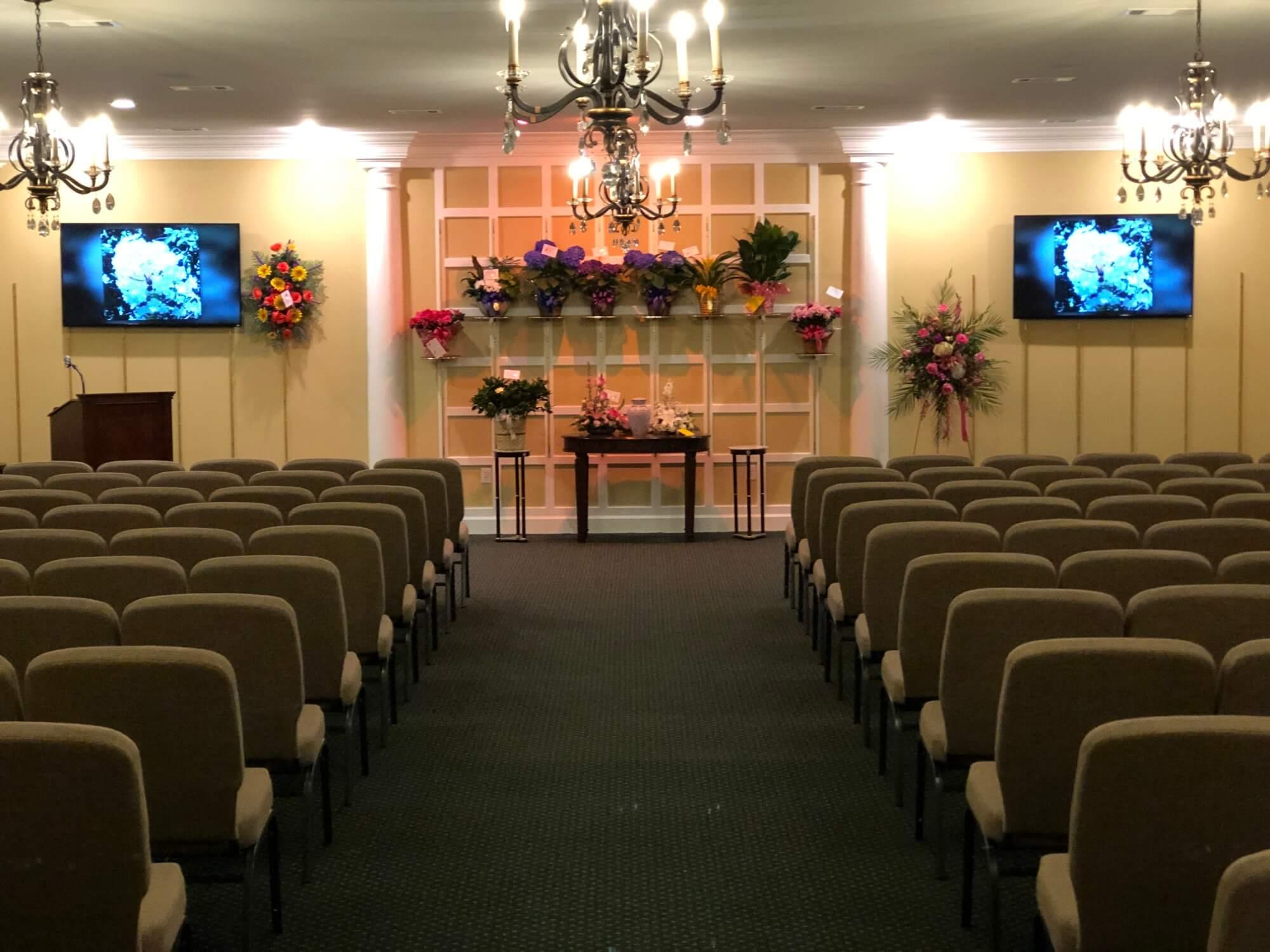 Sullivan Funeral Care Memorial Service Cremation Chapel