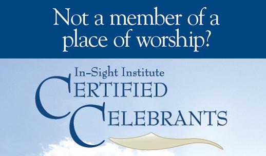 Certified Celebrant