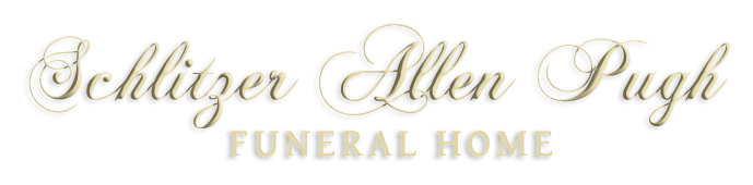 website title - schlitzer allen pugh funeral home