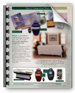 Cremation Packages Catalog