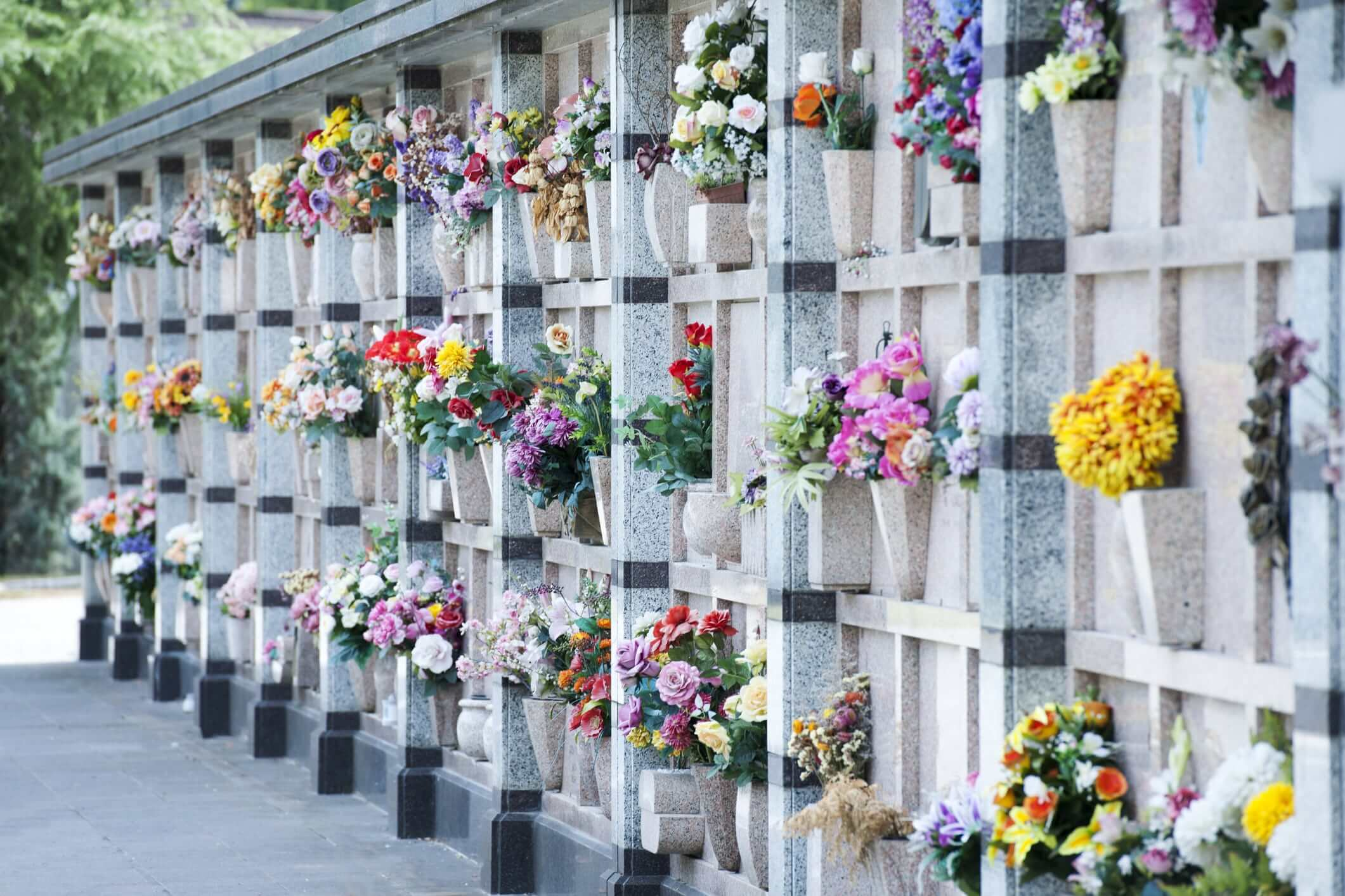 Columbarium Niche - Cremation Services | Tubman Funeral Homes