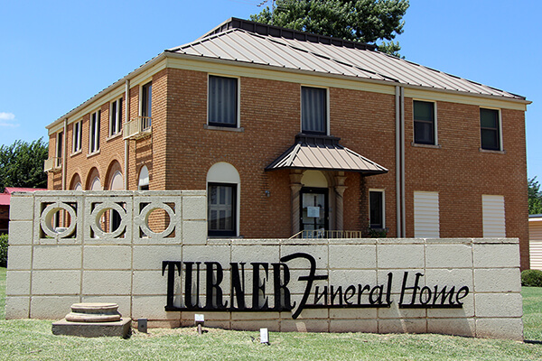 Geary | Turner Funeral home | Hinton OK funeral home and cremation