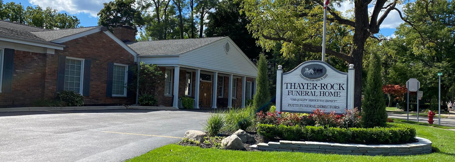 funeral home and cremations in