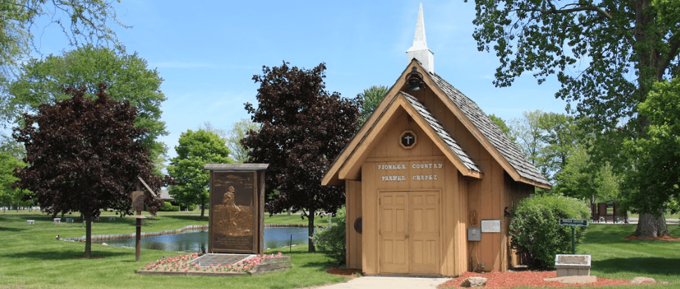Mausoleum | United Memorial Gardens | Plymouth MI funeral home and