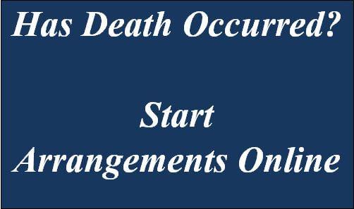 Online Arrangements
