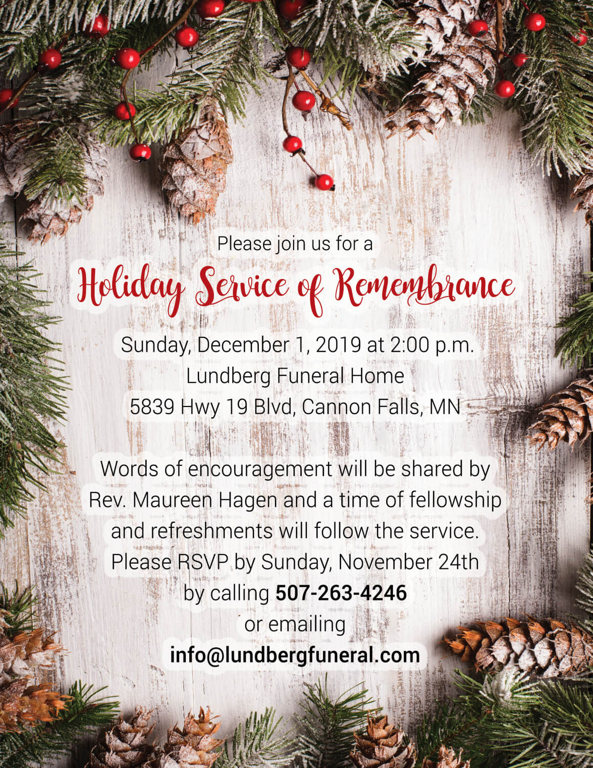 Lundberg Funeral Home Cannon Falls Mn Funeral Home And