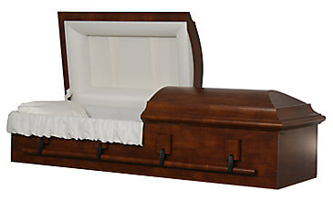 Engineered Wood Casket, Cremation Casket - $1,295.00
