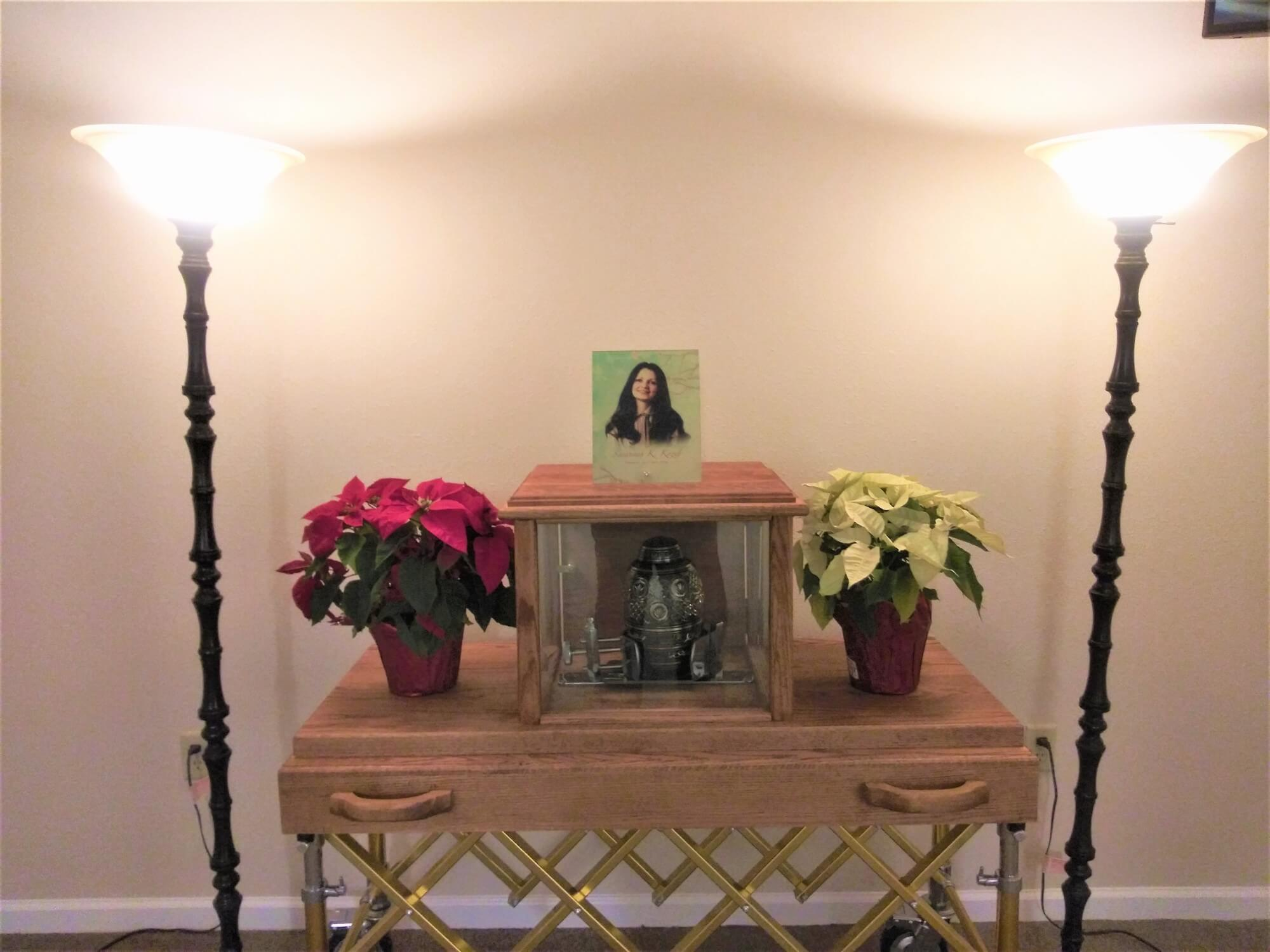 Image of Our Urn Ark at Vilonia Funeral Home