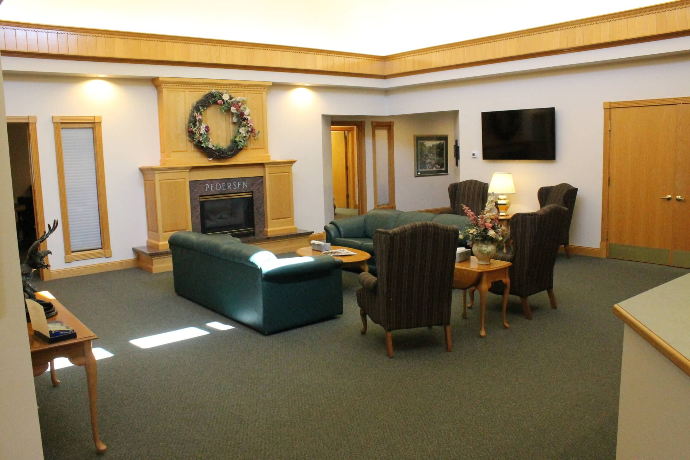 The Pedersen And Starbuck Funeral Homes Provides Individualized Services Designed To Meet Needs Of Each Family