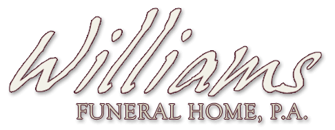 All Obituaries | Williams Funeral Home, P A  | Indian Head