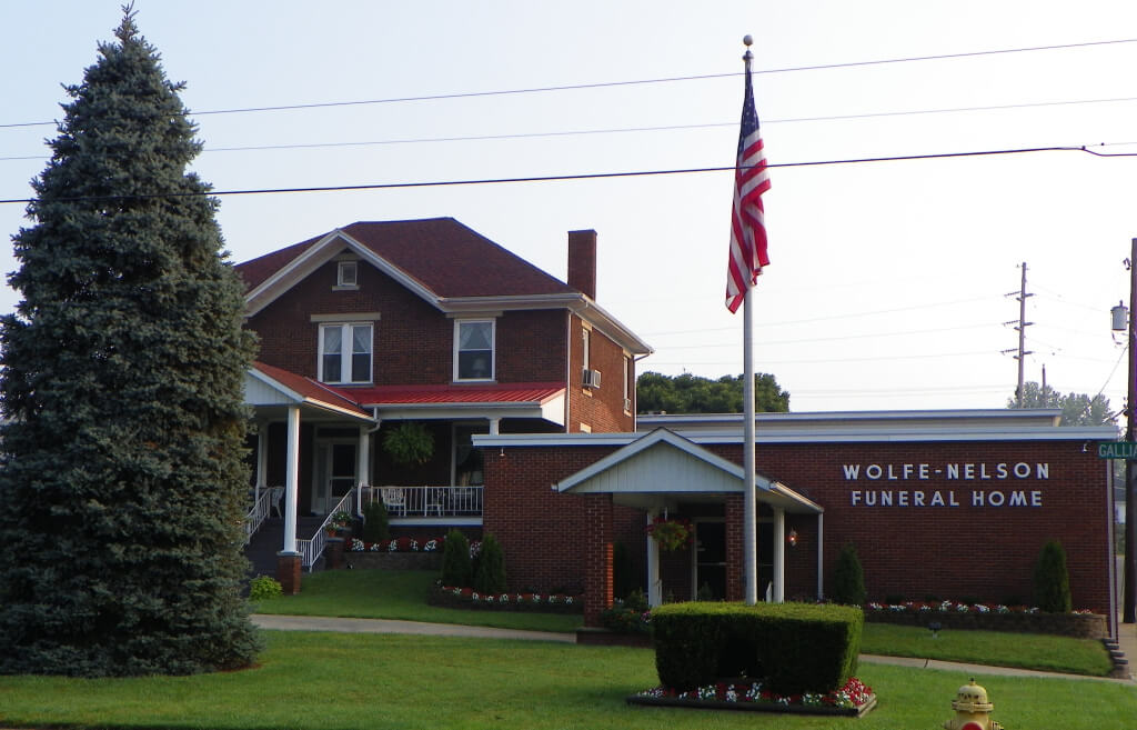 Wolfe Nelson Funeral Home