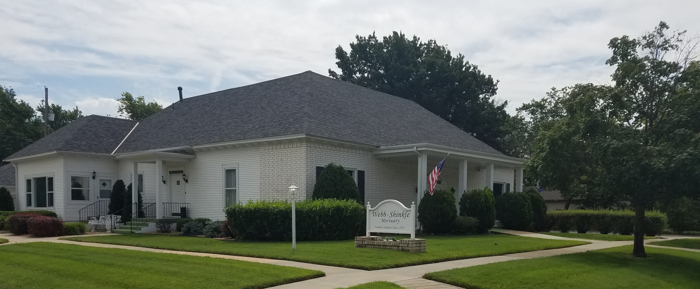 Webb-Shinkle Mortuary | Funeral Home and Cremation